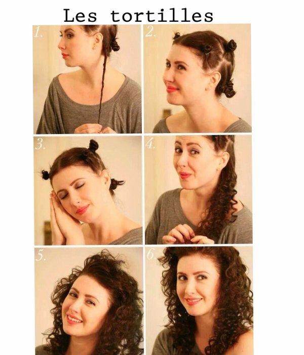 3 façons de se boucler les cheveux