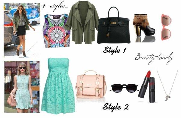 2 styles' (2)