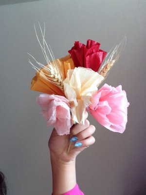 DIY Bouquet éternel !