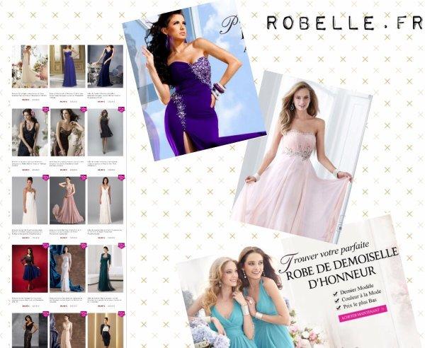 Robelle.fr Des robes pour toutes les occasions