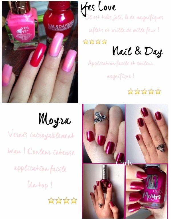 Verniis en foliiiie ! Sélection [Modern Nails Art]