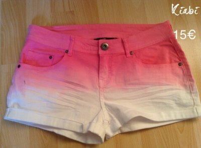 Mes vêtements d'été !