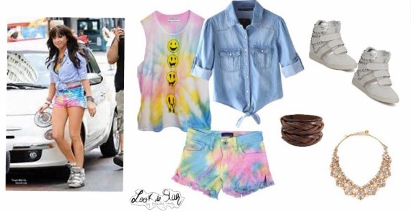 Look De Stars : Carly Rae Jepsen