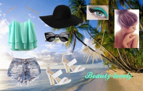 Beach Look !