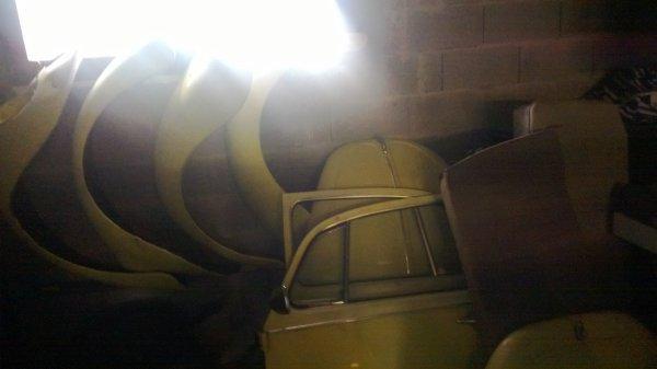 cox de 1971 acheter en Alsace pour 400euro