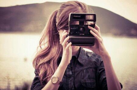 Si mes yeux étaient des appareils photos ' ils prendraient mes moments les plus beaux.