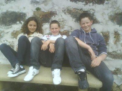Moi, Adri & Francis