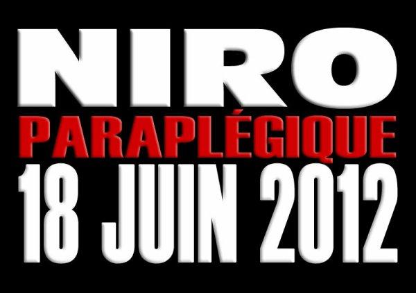 NIRO SORT LE 18 JUIN 2012