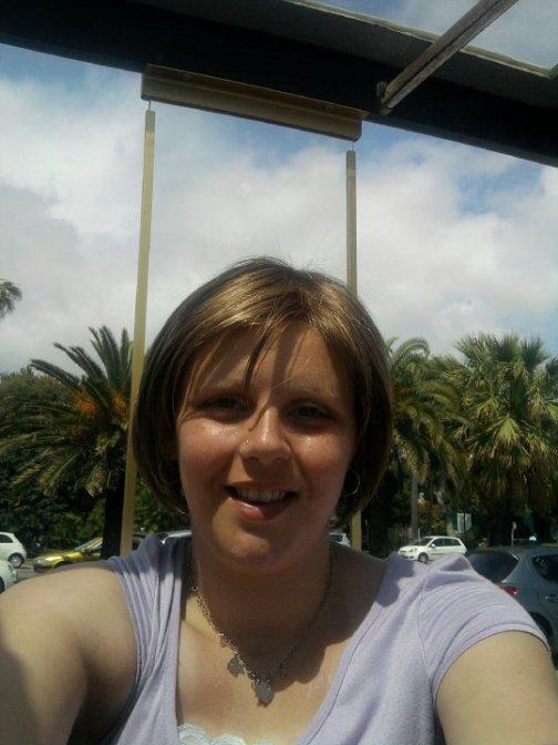une pensée  pour ma niece audrey qui nous a quitter le 6 juin 2011 a lage de 31ans je taime ma fée