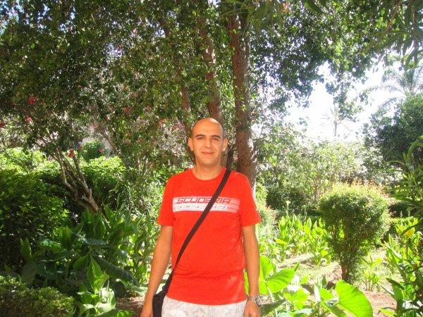 Vacances Maroc 2011 * les jardins des Oudayas - Rabat *