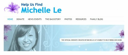 Help Us Find Michelle Le Part 001