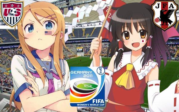 Women's World Cup: Good luck to Nadeshiko Japan