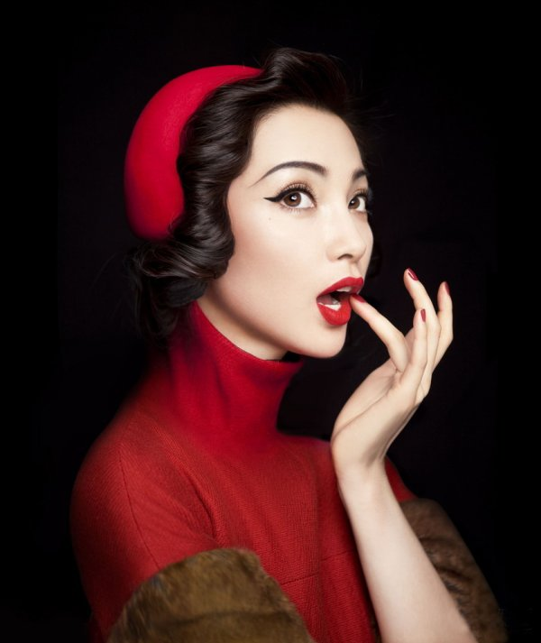 Li Bingbing (李冰冰) stars in the Snow Flower and the Secret Fan Part 001