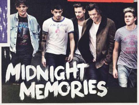 Midnight Memories, new album des One Direction♡