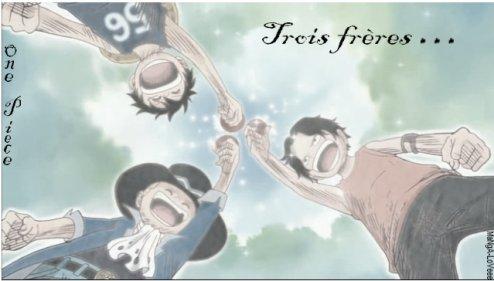 One Piece [Le Seigneur des pirates ce sera MOI]