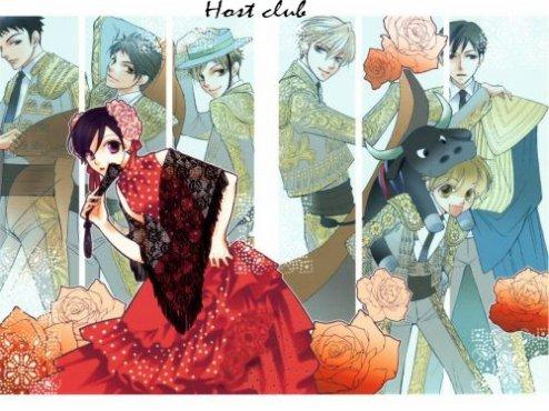 Host club [ Saleté de riches]