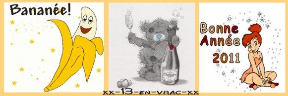 2010.........2011 Santé , Amour , Argent......et Humour !