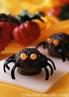 Petites recettes pour halloween