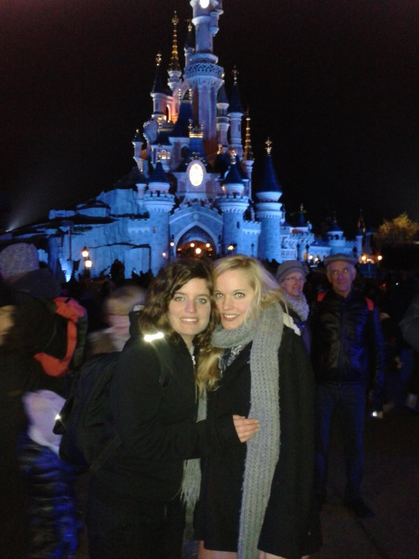 Disney entre soeurs <3