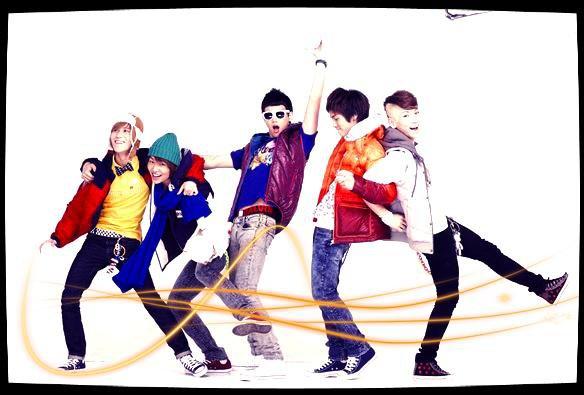 > K-pop un jour K-pop toujours <