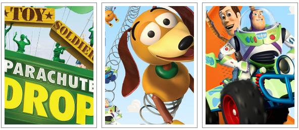 la. NOUVELLE GENERATION ________  Et Toy Story PLAYLAND.
