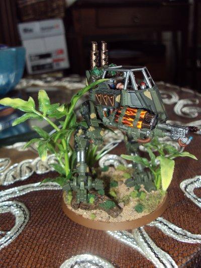 La Sentinelle est prête à cramer du Xénos!