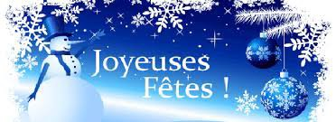 je vous souhaite a toutes et a tous des bonnes fetes  et une bonne année !!