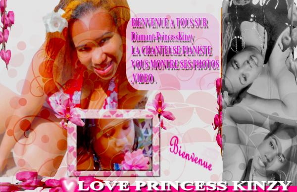 ♥♥La Pink - Princess Kinzy Bienvenu a Tous ♥♥