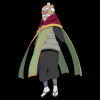 Onoki et l 3éme Tsuchikage d'Iwa