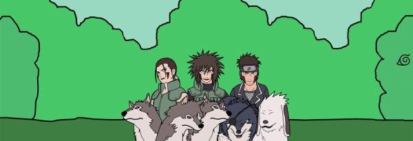 La famille Inuzuka