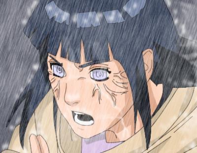 Dojutsu : le terrible Byakugan du clan Hyûga !!!