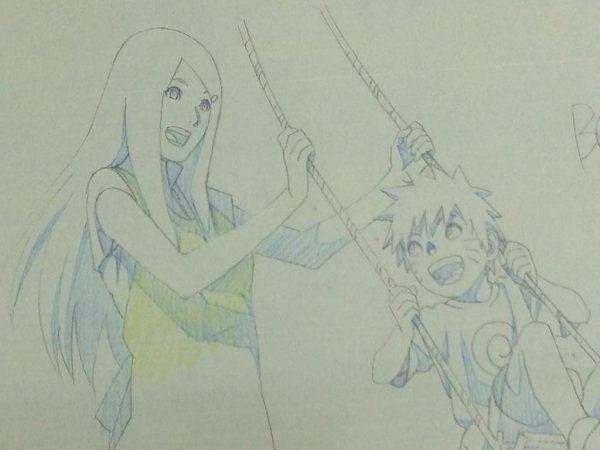 uzumaki family road to ninja