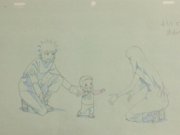 uzumaki family road to ninja