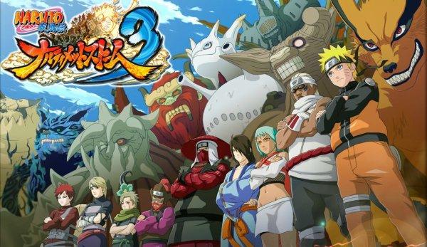 Naruto Shippuden Ultimate Ninja Storm 3 : les 9 Jinchurikis jouables !