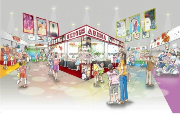 Découvrez le parc « J-World Tokyo » cet été au Japon !