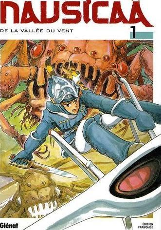NAUSICAÄ DE LA VALLEE DU VENT (Manga)