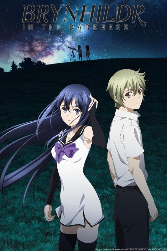 Brynhildr In The Darkness (Gokukoku No Brynhildr)