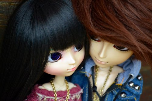 Photo de mon petit couple ^^ <3