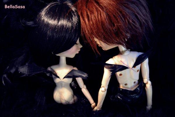 Photo concours Lo-Dolls sur le thème de l'amour <3