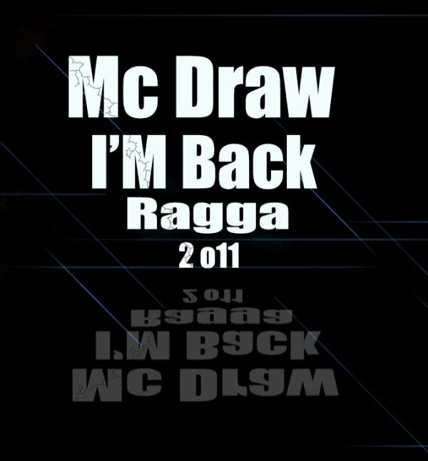 ATTA3adi  / Mc Draw ' I'M Back' (2935)