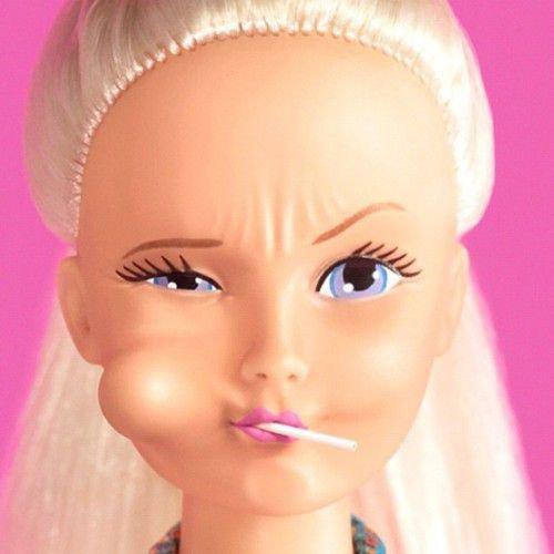 Oh.. I'm a Barbie Girl !