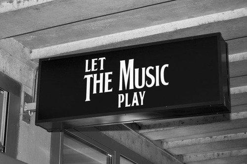 La musique n'est pas une question de style mais de sincérité.