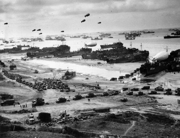 70 ans du débarquement de Normandie !