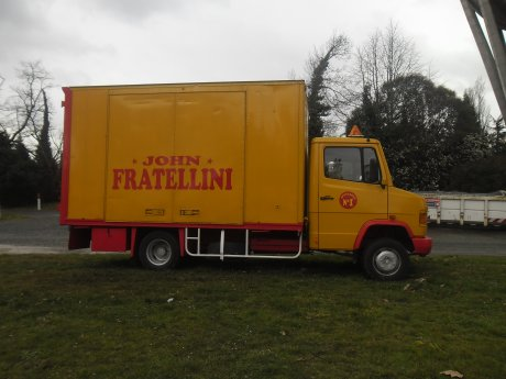 ° REPORTAGE N°1 ° Cirque John Fratellini à CENON - Partie 2