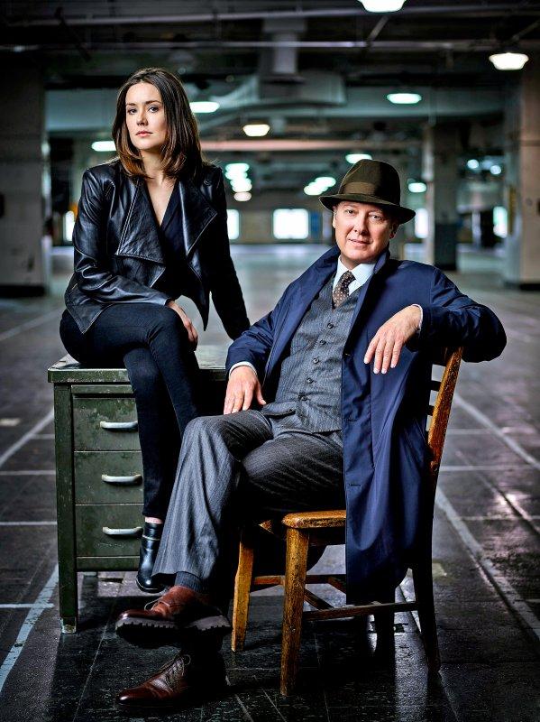 Elisabeth et Reddington