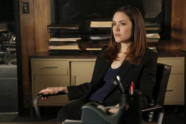 The Blacklist S5 : Liz est bien la fille de son père!