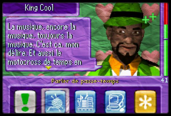 Sims 2 Université de rencontres professeur
