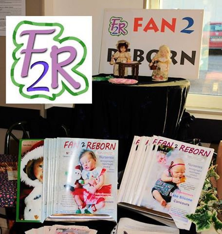 "magazine ""Fan De Reborns"""