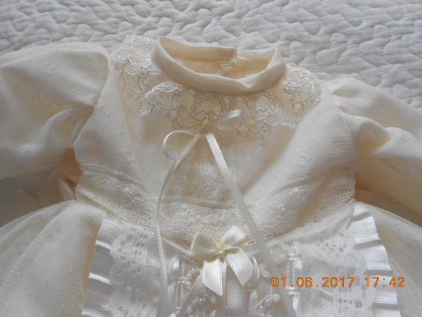 Robe Paloma pour bébé prema......Disponible