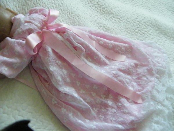 robe Anna pour reborn préma